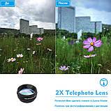 Набор линз для фото Apexel DG10 с bluetooth, фото 8