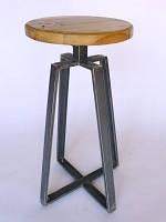 Барный стул. Каркас стула. Барный табурет. Каркас табурета. Стул лофт. Металлический стул