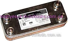Теплообм.втор. 12 пластин (без фир.уп, EU) Vailllant ATMOmax,TURBOmax Pro/Plus, арт. 17В1901215, к.з. 0808/2