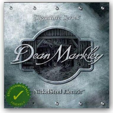 Струны для электрогитары DEAN MARKLEY 2502C NICKELSTEEL ELECTRIC LT7 (09-54) 7 струнный набор