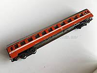 LIMA 9330 Модель пассажирского вагона 1-2 класса, преднадлежность FS,Итальянских жд, масштаба H0,1:87