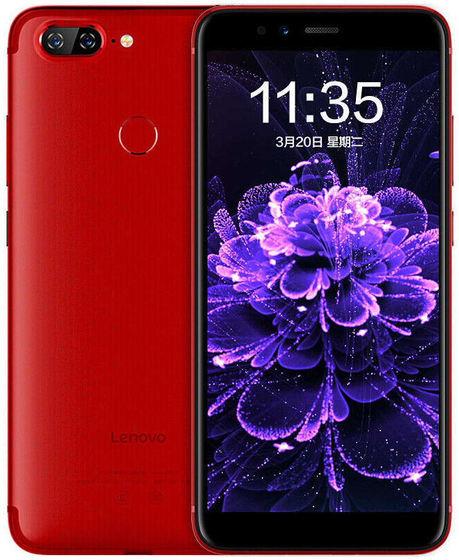 "Lenovo S5 red 4/64 Gb, 5.7"", Snapdragon 625, 3G, 4G (Global)"