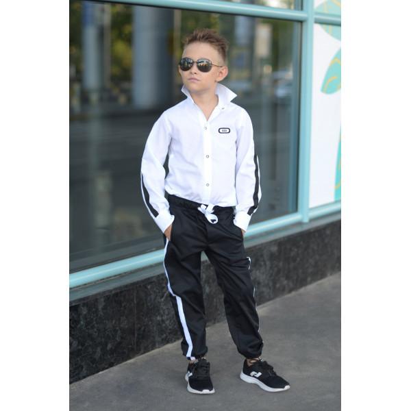 Брюки стильные на мальчика
