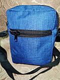 Барсетка adidas сумка спортивные мессенджер для через плечо Унисекс ОПТ, фото 4