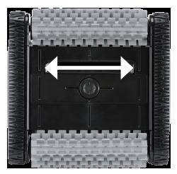 удобство в использовании роботов Zodiac CyclonX