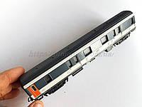 LIMA 9113 Модель пассажирского вагона 1-2 класса, преднадлежность FS,Итальянских жд, масштаба H0,1:87