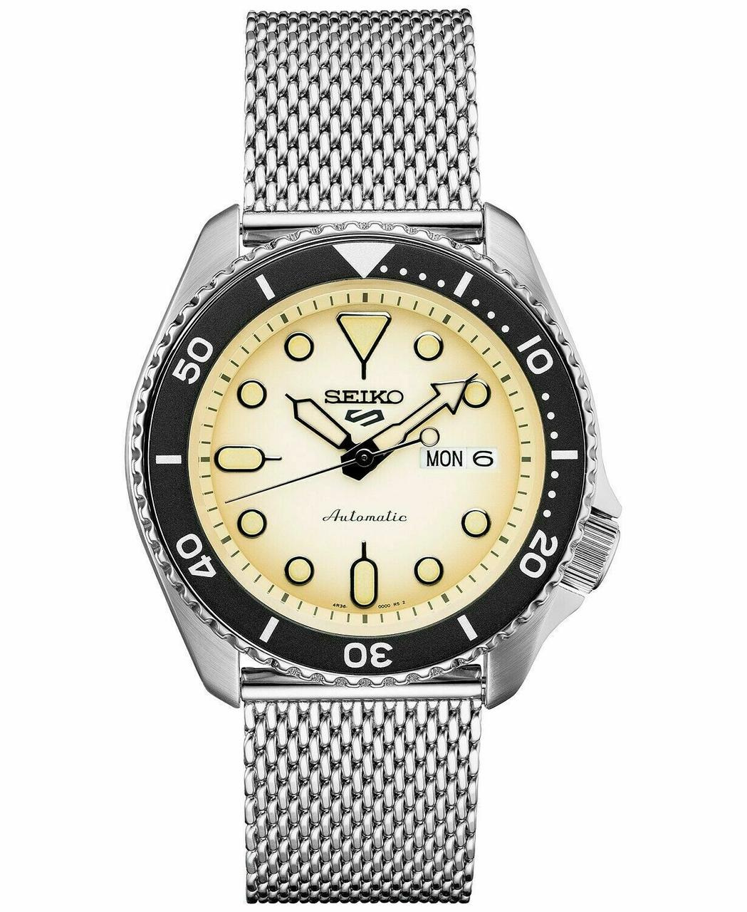 Часы Seiko 5 Sports SRPD67 Automatic 4R36