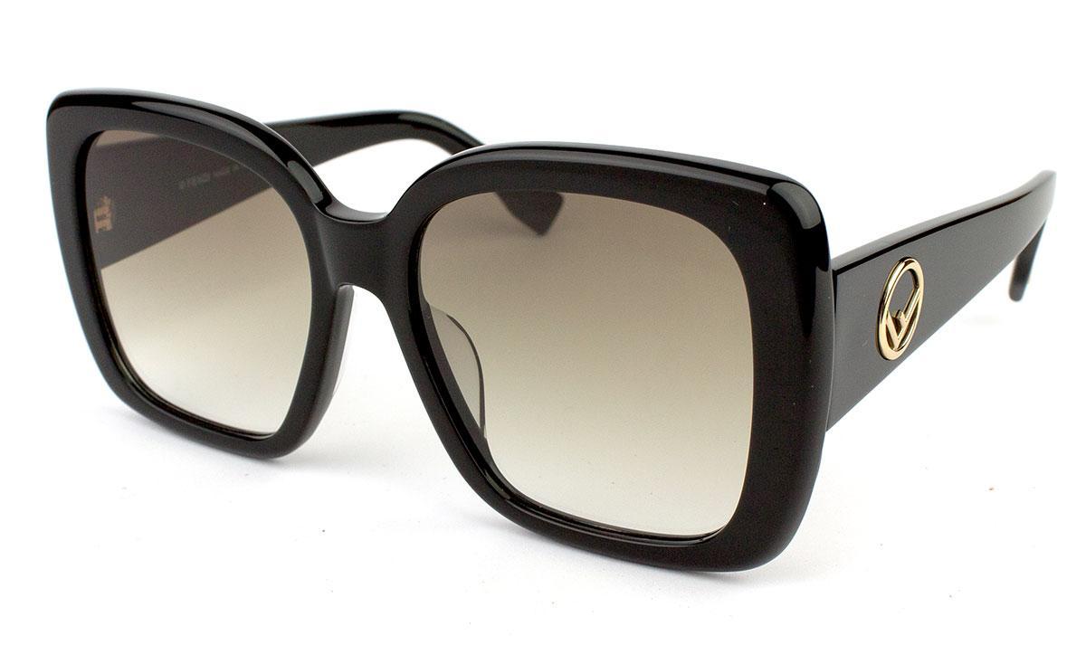 Солнцезащитные очки Fendi FF0371-S-80790-1