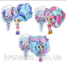 """Кукла """"Candylocks"""" с мороженным / кукла Кендилокс с волосами из сладкой ваты, фото 2"""