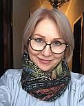 Палантин шерстяной 10794-10, павлопосадский шарф-палантин шерстяной (разреженная шерсть) с осыпкой, фото 10