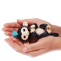 Игрушка интерактивная обезьянка Happy Monkey Black (THM6003), фото 3