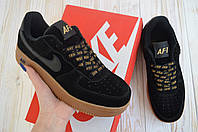 Кроссовки мужские Nike air Force 1 Mid LV8 весенние кроссовки, фото 1
