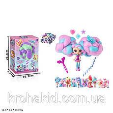 """Кукла """"Candylocks""""  / кукла Кендилокс с волосами из сладкой ваты B1162, фото 2"""