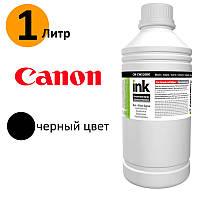 Чернила для принтера Canon, Black (черные), 1 литр (CW-CW520BK1), краска кэнон черная