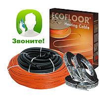 Теплый пол электрический Греющий кабель Fenix 57,5 м. (5,6-7,5 м²) 1000 Вт, фото 1