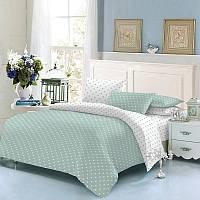 Двуспальное постельное белье ТЕП 332 Olive
