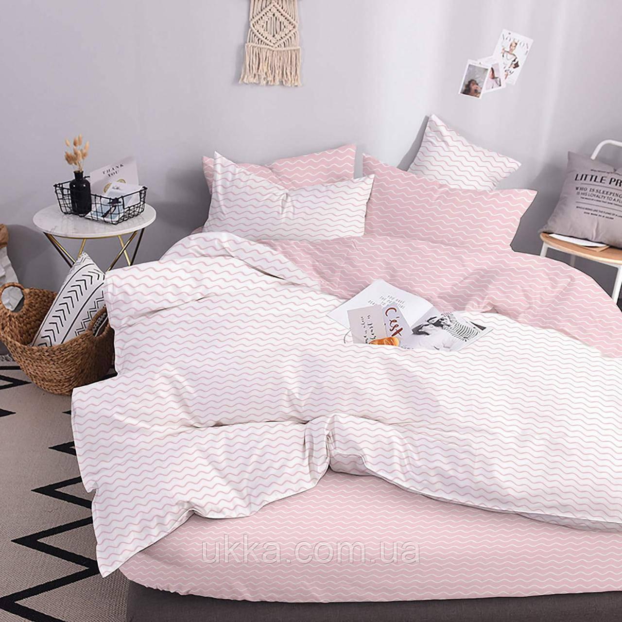 Двуспальное постельное белье ТЕП 333 Strawberry Dream
