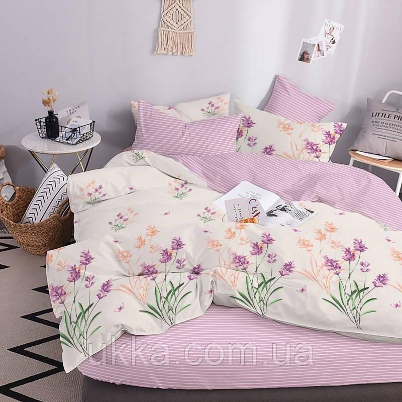 Двуспальное постельное белье ТЕП 338 Aurora