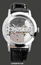 Механические женские наручные  часы Yves Camani Verdon