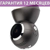 Автомобильный видеорегистратор GLOBEX GE-300w с Wi-Fi и GPS