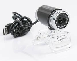 Веб-камера Gembird CAM100U, USB 2.0, встроенный микрофон, фото 2