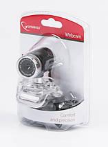 Веб-камера Gembird CAM100U, USB 2.0, встроенный микрофон, фото 3