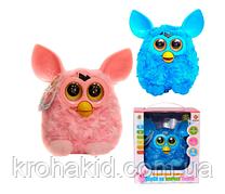 Интерактивная игрушка FERBY Ферби по кличке Пикси  JD-4888 - голубой и розовый