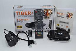 TIGER T100 MINI цифровой эфирный тюнер Т2