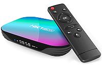 Приставка HK1 Box | 4/64 GB | Amlogic S905X3 | Android TV Box, фото 1