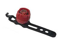 Велофонарь FH-016  Красный