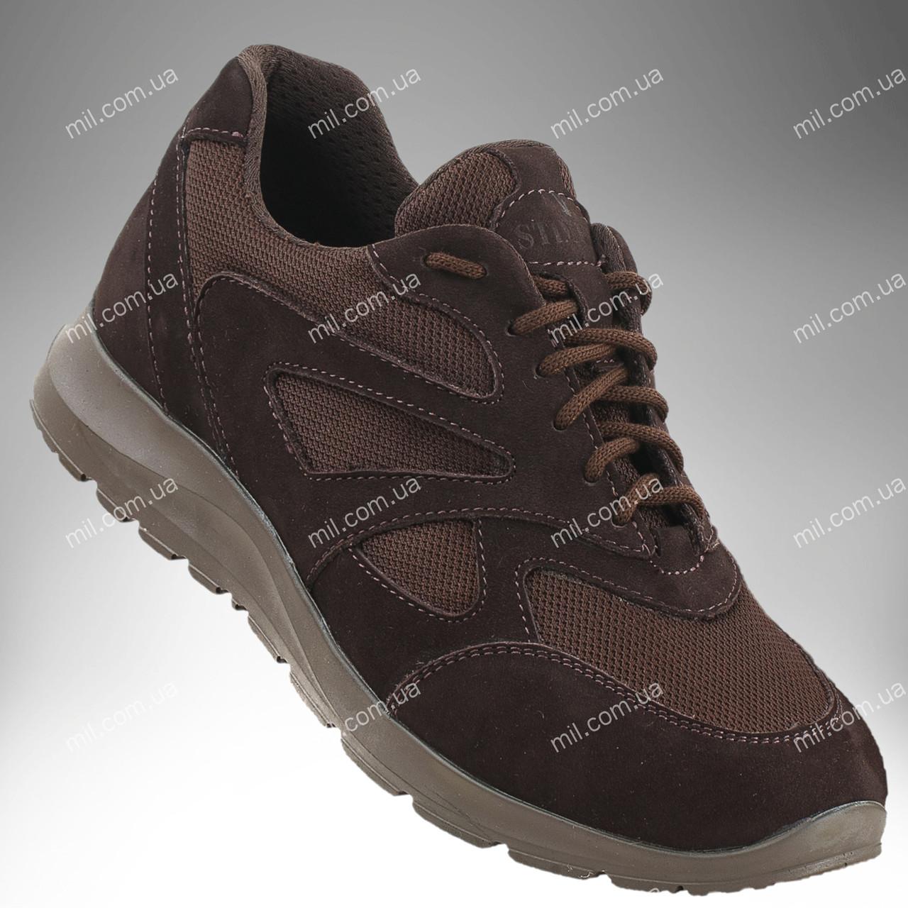 Тактические кроссовки демисезонные / армейская военная обувь SICARIO (шоколад)