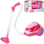 """Детский игрушечный пылесос sweet home 5906 с эффектами, работает от батареек, собирает """"мусор"""""""