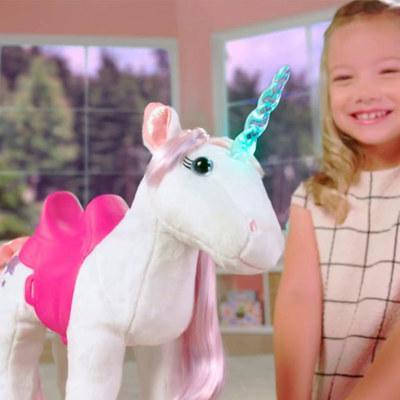 Интерактивная игрушка BABY BORN - СКАЗОЧНЫЙ ЕДИНОРОГ (свет), фото 2