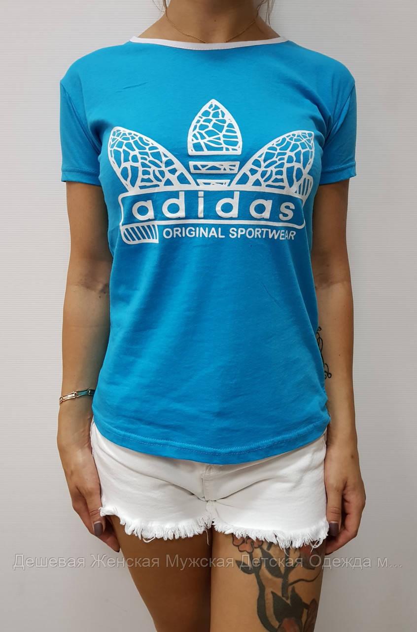 Жіноча футболка Adidas