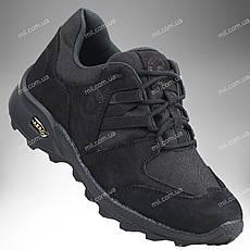 Военная обувь демисезонная / трекинговые тактические кроссовки PEGASUS Stimul (black)