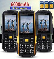 Защищенный телефон SUPPU X6