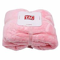 Плед TAC Embos детский 100*120 розовый 100x120