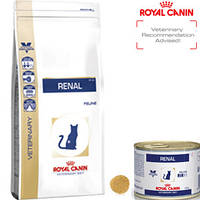ROYAL CANIN RENAL 4 кг.