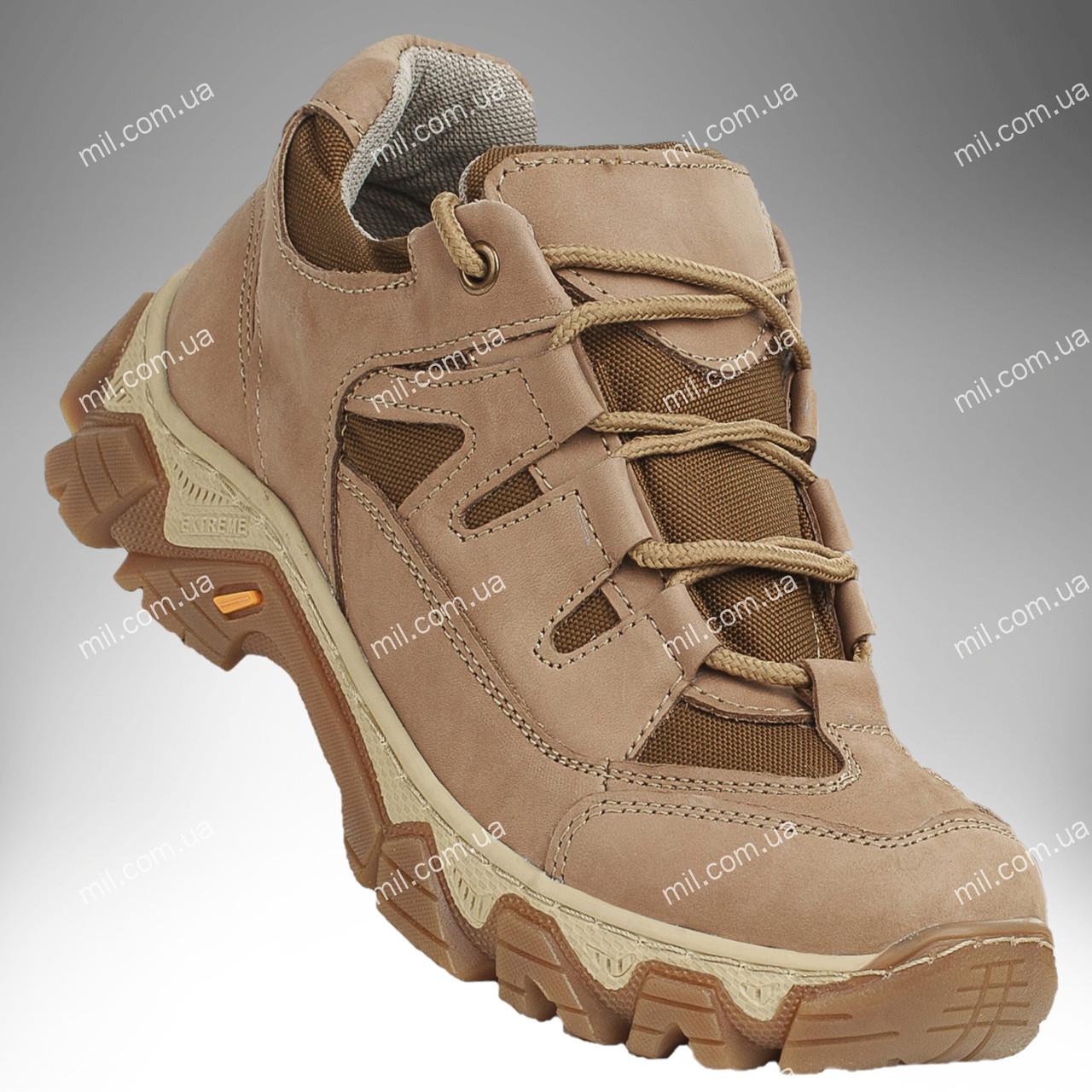 Тактические кроссовки / демисезонная военная обувь Tactic LOW4 (бежевый)