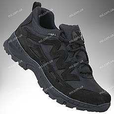 Военные кроссовки / демисезонная тактическая обувь Comanche Gen.II (черный)