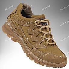 Военные кроссовки / демисезонная тактическая обувь Comanche Gen.II (койот)