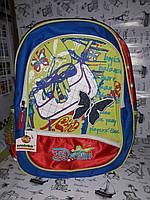 Ранец школьный подростковый  Мандарин XF1083-2