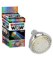 Насадка Для Душа С LED Подсветкой Shower Wow, фото 1