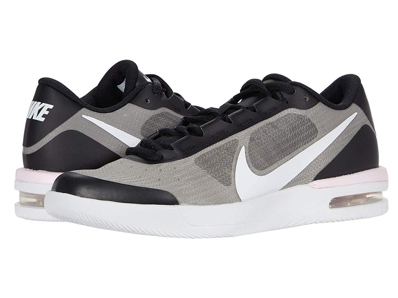 Кроссовки/Кеды (Оригинал) Nike NikeCourt Air Max Vapor Wing MS Black/White/Pink Foam