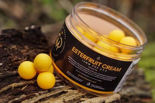 Плавающие бойлы CCMoore Esterfruit Cream Pop Ups (фруктовый крем) Elite Range 12mm