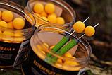 Плавающие бойлы CCMoore Esterfruit Cream Pop Ups (фруктовый крем) Elite Range 12mm, фото 3