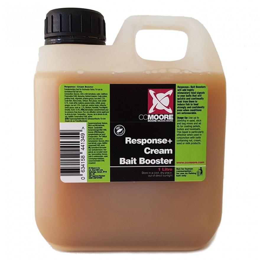Ликвид CCMoore Response+ Cream CCMoore (бустер со вкусом сливочного крема) 1 litre