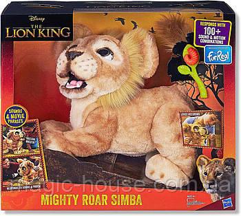 Интерактивная игрушка Симба Король ЛевДисней Hasbro Disney Lion KingSimbaоригинал отHasbro
