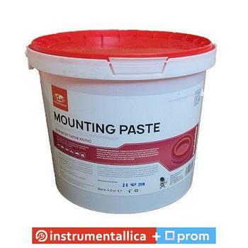 Монтажная паста c герметиком красная 4 кг аналог Toal Acrilmed ИнструментаЛЛика