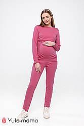 Спортивний костюм для вагітних і годуючих бавовняний Юла Мама Kortney ST-49.052 xS